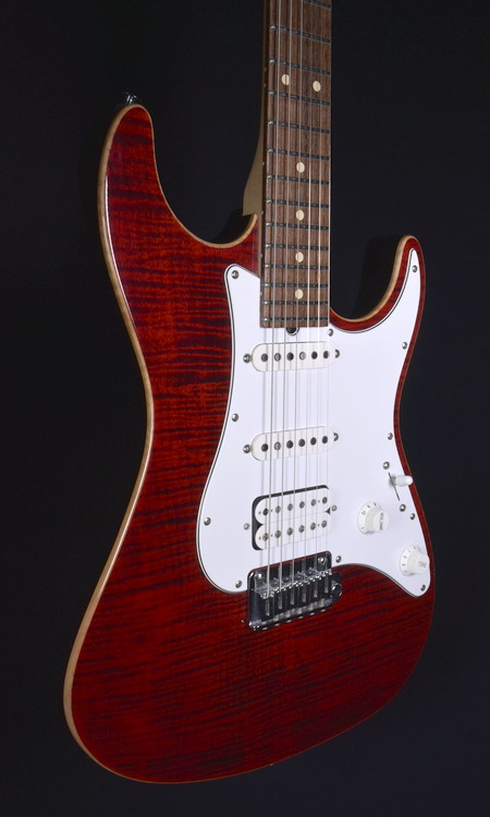 SOLD JOHN SUHR S 3 TRANS RED