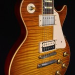 "GIBSON LES PAUL 1959  REISSUE VOS ""BEAUTY OF THE BURST PAGE 90"" 2014 MADE 2 MEASURE"