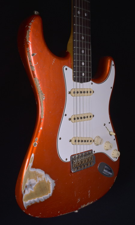 SOLD C.SHOP 69 HEAVY RELIC STRATOCASTER