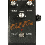 SOLD COLORSOUND OVERDRIVER