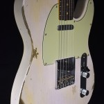 SOLD C.SHOP 2017 1963 HEAVY RELIC TELECASTER