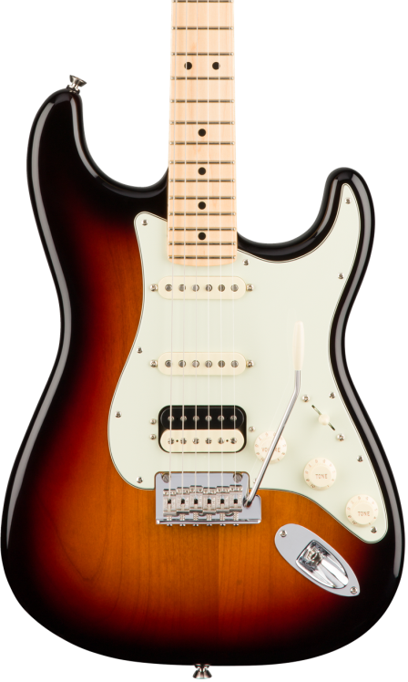 FENDER AMERICAN PROFESSIONAL HSS STRATOCASTER