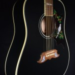 SOLD GIBSON DOVE 2012 EBONY