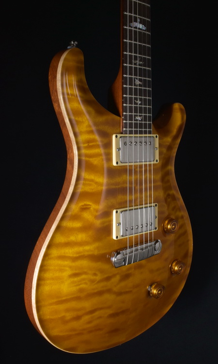 SOLD PRS CUST 22 BIRDS 20th ANNIVERSARY WIDE FAT NECK