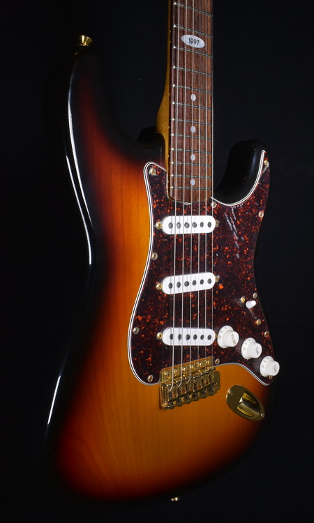 FENDER STRATOCASTER 1997 COLLECTOR'S EDITION