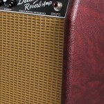 FENDER 65 DELUXE REVERB LIMITED EDITION WINE RED JENSEN P 12 Q