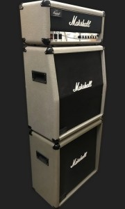 MARSHALL 1987 SILVER JUBILEE 2553 FULL STACK