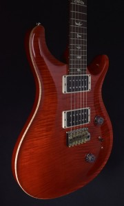 PRS CUSTOM 24 2018 SPECS PATTERN THIN