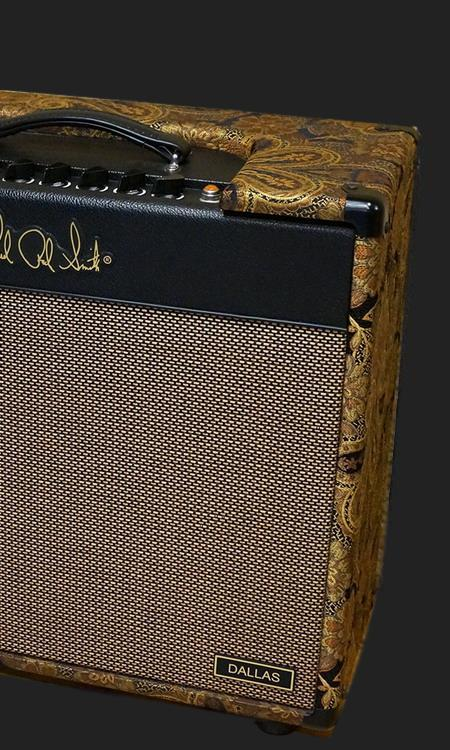 SOLD PAUL REED SMITH DALLAS 50 W COMBO 1 X 12″