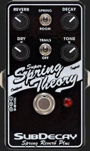 SUB DECAY SUPER SPRING THEORY REVERB