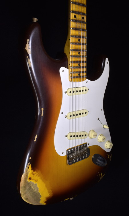 SOLD C.SHOP 2018 1958 HEAVY RELIC STRATOCASTER