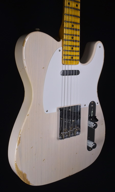 SOLD C.SHOP 2018 1954 RELIC TELECASTER