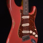SOLD C.SHOP 1963 RELIC STRATOCASTER J.CRUZ PICKUPS