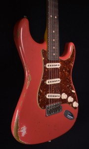 C.SHOP 1963 RELIC STRATOCASTER J.CRUZ FAT 50 PICKUPS