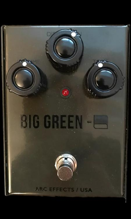 SOLD ARC EFFECTS BIG GREEN SPECIAL EDITION