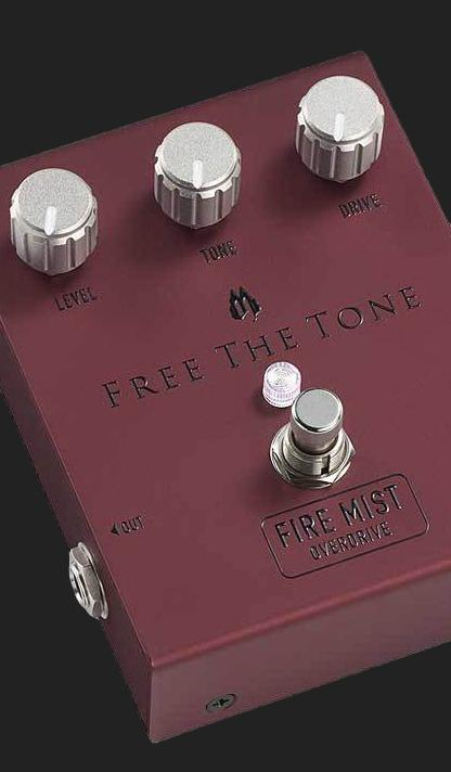 FREE THE TONE FIRE MIST OVERDRIVE