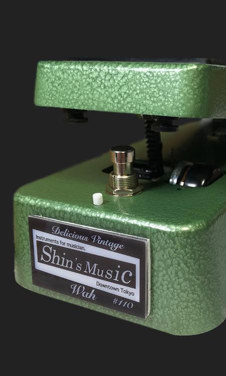 SHIN'S MUSIC DELICIOUS VINTAGE WAH