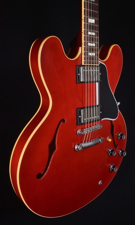 SOLD GIBSON NASHVILLE 335 1963 REISSUE