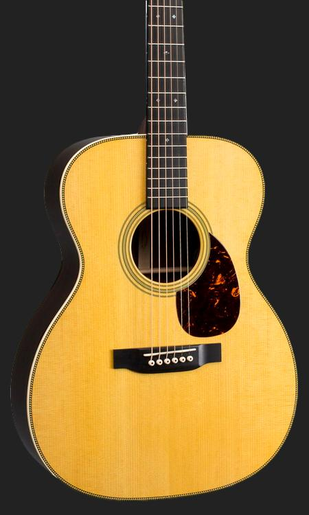 MARTIN OM 28 E LR BAGGS RE-IMAGINED