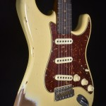 SOLD C.SHOP 2018 LTD '60 ROASTED STRAT HEAVY RELIC