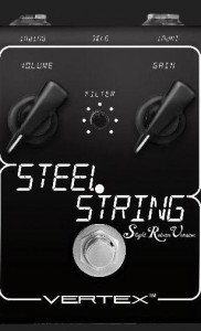 VERTEX STEEL STRING LTD SRV