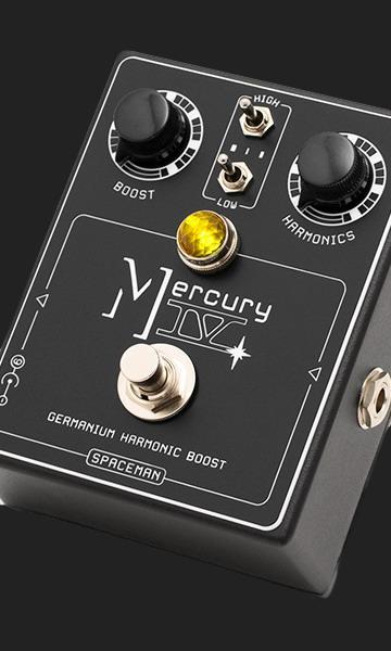 SPACEMAN MERCURY IV