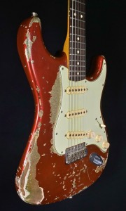 C.SHOP 2011 63 ULTIMATE RELIC STRATOCASTER JASON SMITH MASTERBUILT