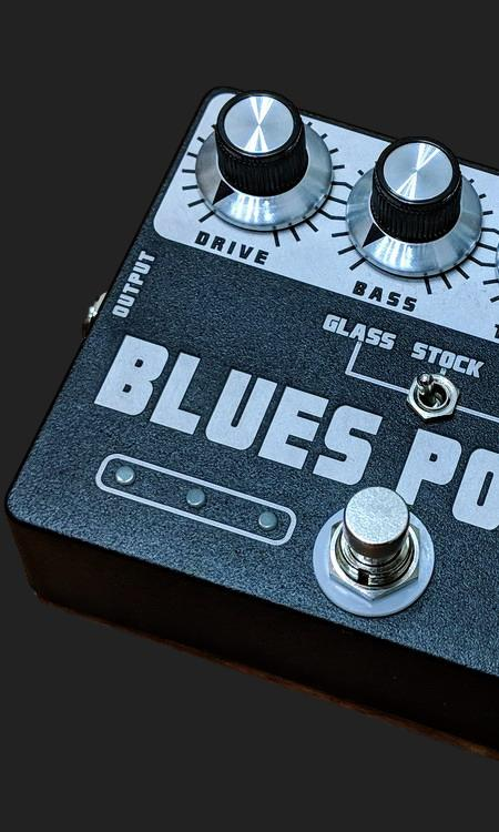 KING TONE GUITAR BLUES POWER
