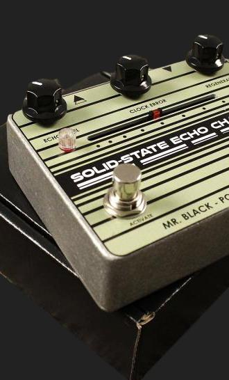MR BLACK SOLID STATE ECHO CHAMBER SS