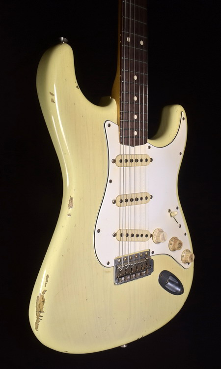 C.SHOP 2010 61 RELIC STRATOCASTER JASON SMITH MASTERBUILT