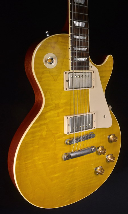 SOLD GIBSON 2016 1958 LES PAUL STANDARD HISTORIC