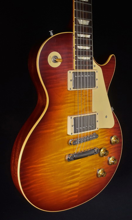 SOLD GIBSON 2015 TRUE HISTORIC 1960 LES PAUL