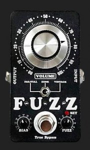 KING TONE GUITARS MINI FUZZ GERMANIUM