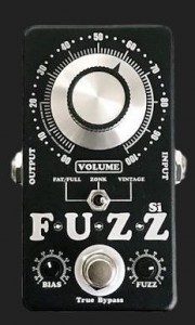KING TONE GUITARS MINI FUZZ SILICON