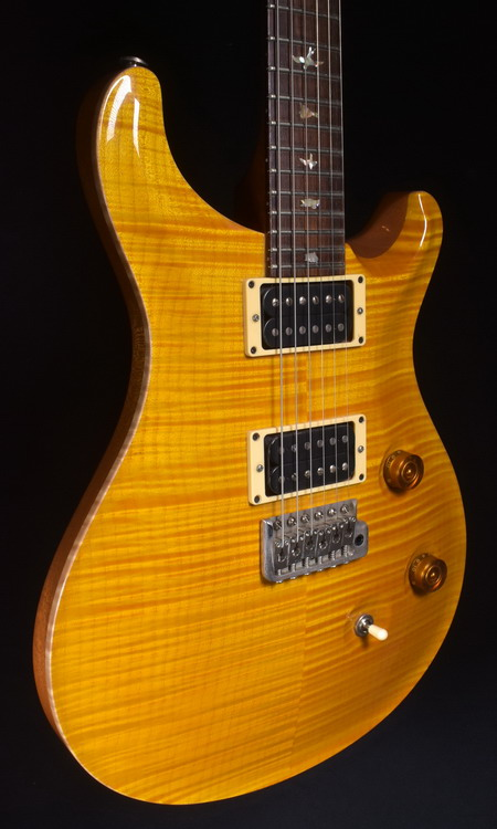 SOLD PRS CUST 24 BIRDS WIDE THIN NECK 10 TOP 2007