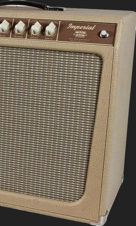 TONEKING IMPERIAL 20th ANNIVERSARY HANDWIRED WITH CELESTION ALNICO GOLD
