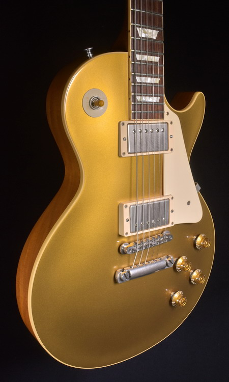 GIBSON 2010 LES PAUL 57 GOLDTOP REISSUE VOS
