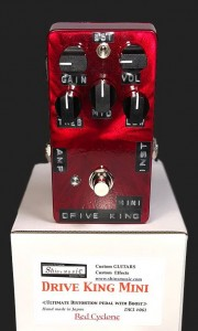 SHIN'S MUSIC DRIVE KING MINI OD DISTORTION