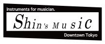 SHIN'S MUSIC