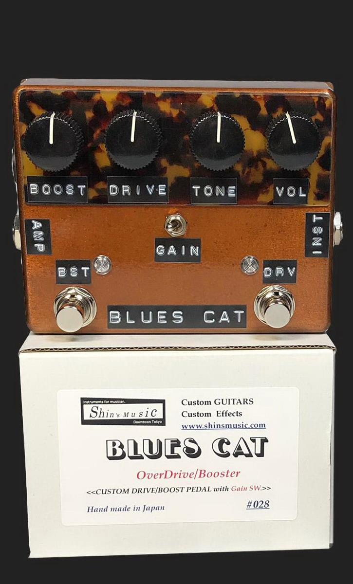 SHIN'S MUSIC BLUES CAT OVERDRIVE LTD