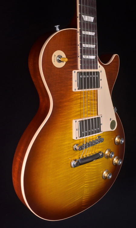 SOLD GIBSON 2019 LES PAUL STANDARD '60s STYLE