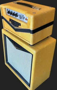 JACKSON AUDIO THE MCFLY MKII + SPEAKER 112 TWEED