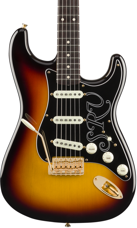 SOLD C.SHOP STEVIE RAY VAUGHAN SIGNATURE STRAT NOS