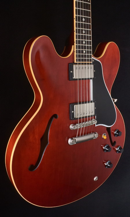 "SOLD GIBSON CUSTOM ES 335 ""FAT NECK"" 2011"