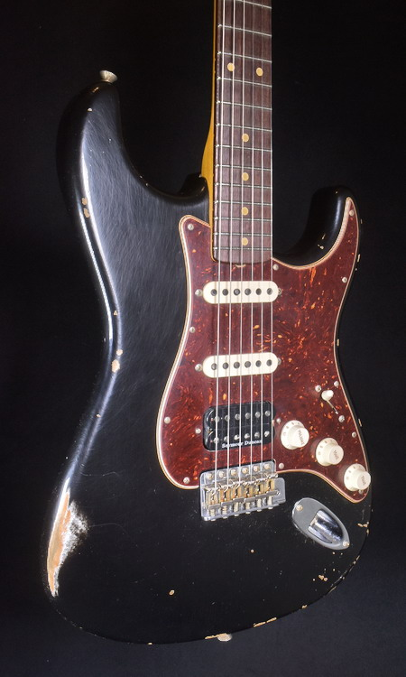 SOLD C.SHOP 2019 CUSTOM ORDER HSS STRAT