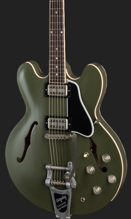 GIBSON CHRIS CORNELL ES 335 TRIBUTE