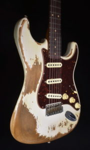 C.SHOP 1962 SUPER HEAVY RELIC STRAT 2019 SUMMER EVENT LTD ROASTED NECK