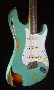 C.SHOP  67 HEAVY RELIC STRAT 2019 NAMM LIMITED EDITION