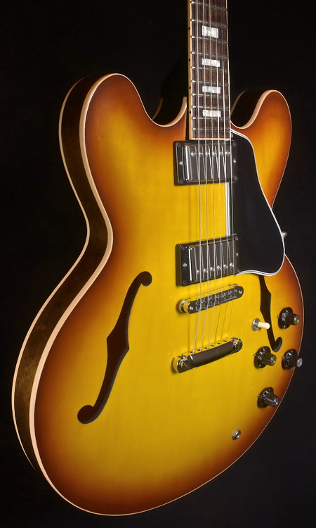 SOLD GIBSON 335 2013 LARRY CARLTON SIGNATURE