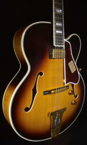 GIBSON L 5 WES MONTGOMERY CRIMSON SERIES
